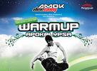 Cari Lekebusch na Warm Up Apokalypsy 30 10 2008