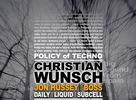 Christian Wünsch na Slovensku!
