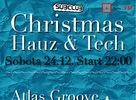 Christmas Hauz & Tech: Line up