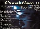 CrankTime Session vol.22 @ Boonker Žilina