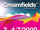 Creamfileds Central Europe 2009 s kupónmi na zľavu