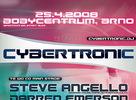 Cybertronic IV - posledné organizačné info