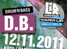 D.B. LiR Warm Up 12. novembra v Pieštanoch!