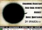 Dark - ambient a noise U Očka!