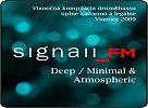 Deep / Minimal & Atmospheric. Záverečná časť vianočnej SIGNAll_FM kompilácie.