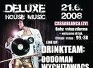 Deluxe @ Cassablanca, Zvolen