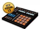 Digitálne hudobné štúdio Maschine 1.5 od Native Instruments