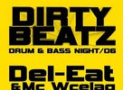 Dirty Beatz 06 s DJom DEL-EATom a MC WCELAQom