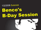 Dj Benco B-Day Session