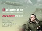 DJ Schimek @ Má nový web