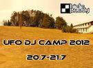 DJs pozor! UFO DJ CAMP !!!