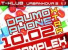 Drumophone Xtra v Košiciach s B-COMPLEX-om