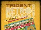 Exkluzívny retro [[[TRIDENT drum and bass v Partizánskom