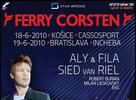 FERRY CORSTEN prichádza na Slovensko!