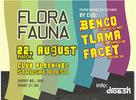 Flora & Fauna 22.08.2008 - prihrávame Benca a Tlamu