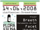 Flora & Fauna - DJ Breeth v sobotu 14. júna v Plesnivci