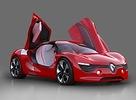 Fotka dňa 15. júl 2010 - Renault DeZir Concept