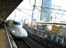 Fotka dňa 8. júl 2010 - 2 x Shinkansen