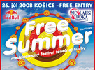 Free Summer 2008 - Line Up