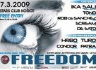 FREEDOM (7.3. Stars Club Košice)