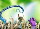 GAMESCOM 2009 - David Guetta sa hrá tiež!