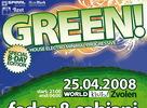 Green! - Otvorte náruč!
