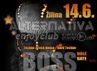 Guru slovenskej techno scény, DJ BOSS, vyšalie Žilinu !