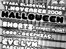 hallovween underground party @ 1 11 2008