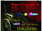 hardflash - Friday the 13th edition: Pionier hardtechna Tronic!