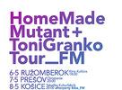 Home Made Mutant zverejnil termíny svojho májoveho turné