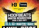 Hoofbeats - Martin Resurrection