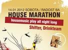 House Marathon v Radosti