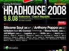 Hradhouse @ 9.8.2008, Boskovice, Cz