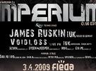 Imperium - súťaž o lístky