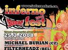 Inferno Boom Fest @ Michal Burian a Filterheadz
