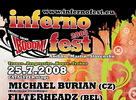Inferno Boom Fest @ Out of Control stage ceskoslovensky drumandbass