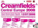 Creamfields Central Europe 2008 - Informácie a Pokyny