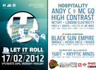 Kompletní line-up na Let It Roll