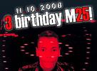 Kráľ techna JEFF MILLS vystúpi vo varšavskom superklube M25 už o týždeň! Supportuje DJ Schimek!
