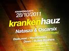 KrankenHAUZ -Tradičná helovínska tancovačka v rytme house music