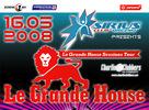 Le Grande House 16.05.2008 @ Sirius club, Brezno