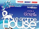 Le Grande House už po druhý krát v klube Sirius!