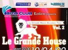 Le Grande House19.04.2008 @ Ibiza club, Košice