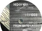 Leporelo má vonku tretí release
