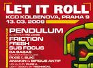 Let it Roll - Časový line-up
