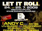 Let It Roll - užitočné informácie!