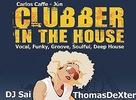 Live prenos z Clubber in the house @ Carlos Caffe, Stará Ľubovňa