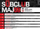 Máj 2009 v Subclube