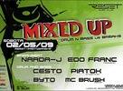 Májový MIXED UP : breakbeat vs. drum'n'bass...