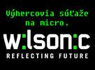 micro.Wilsonic - výhercovia súťaže
